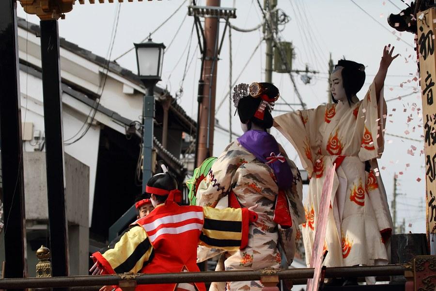 長浜曳山祭 2013 本日その2