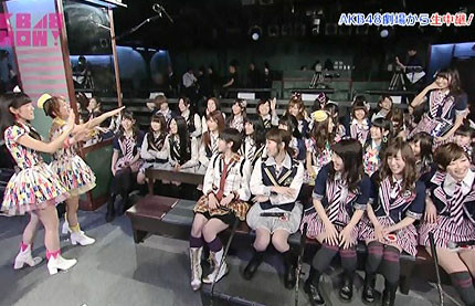 akb48 show#10 記念フリートーク
