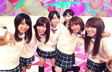 akb48 show#11 渡り廊下走り隊7
