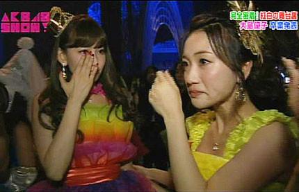 AKB48SHOW#13 大島優子卒業発表直後20140111_07