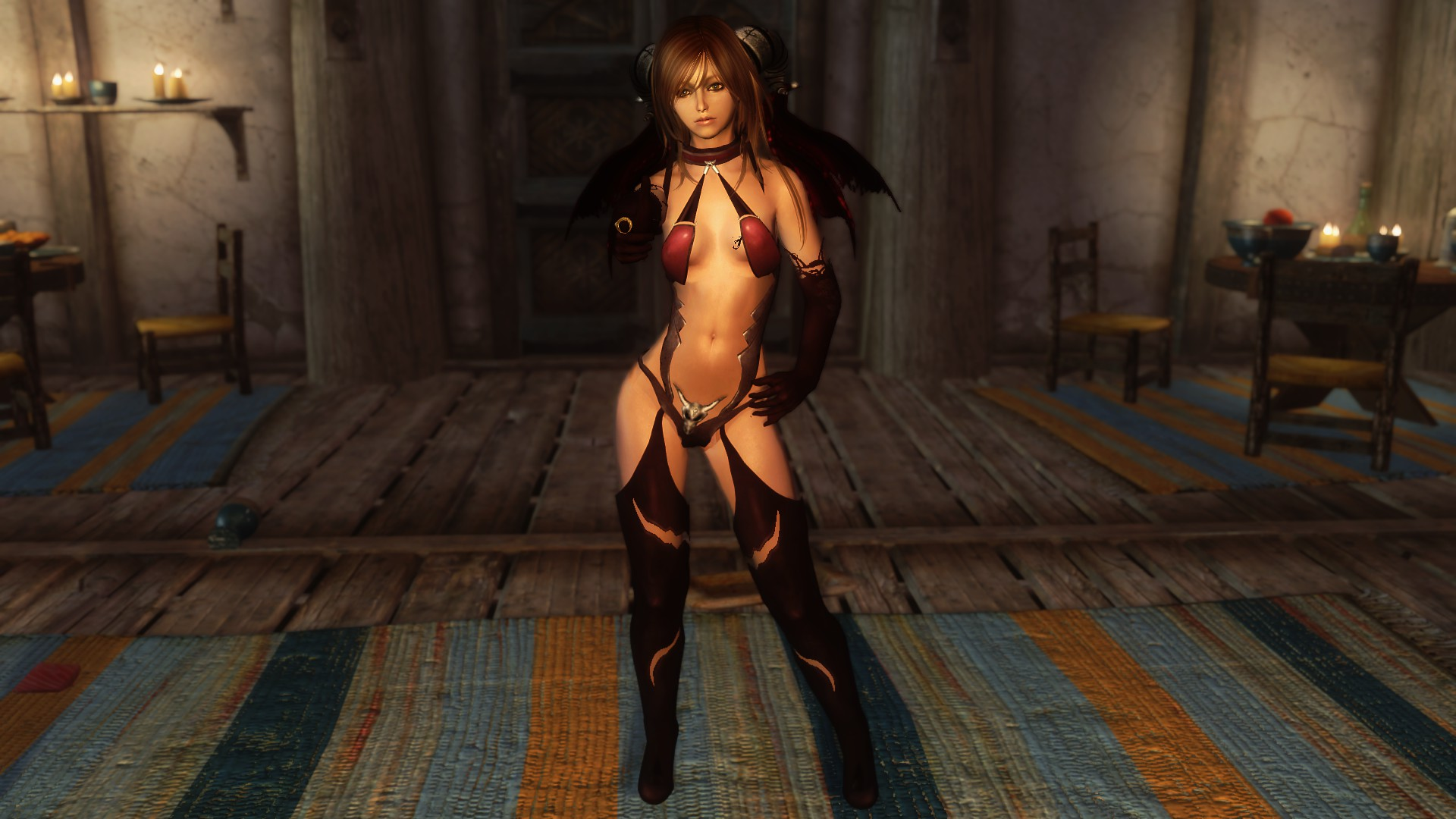 Skyrim succubus boobs sex galleries