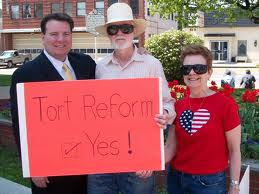tort reform yes