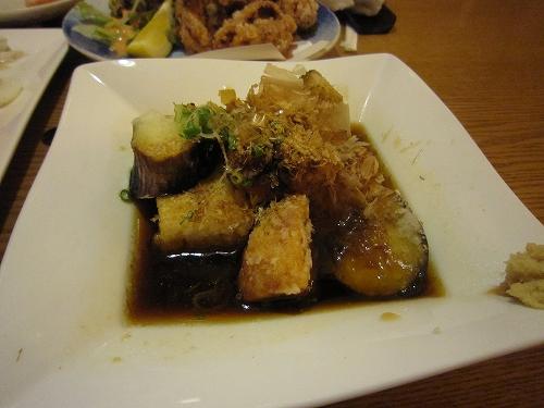 揚げ出汁豆腐