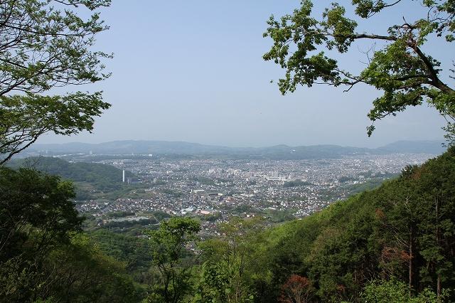 念仏山山頂