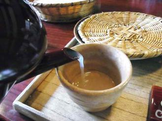 12-4-30 蕎麦湯