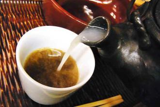 12-5-11 蕎麦湯