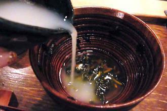 12-5-15 蕎麦湯そそぎ