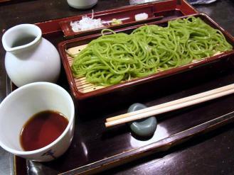 12-5-28夜 茶そば