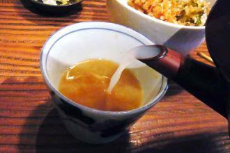 12-5-31 蕎麦湯