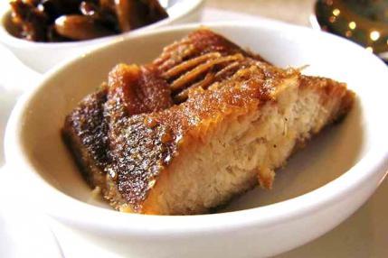 12-6-8-1 飲茶 前菜魚