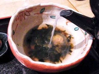 12-6-26 蕎麦湯