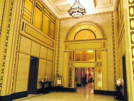 12-6-8-2 ホテルエレベータホール