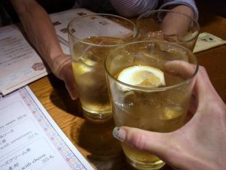 12-6-9夜 満蔵乾杯
