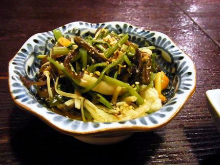 12-7-3 山菜