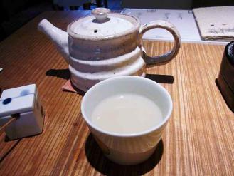 12-7-5 蕎麦湯