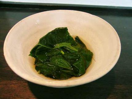 12-8-9 野菜 モロヘイヤ