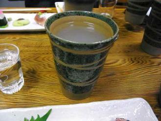 12-12-2 蕎麦湯わり