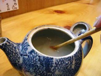 12-12-5 蕎麦湯