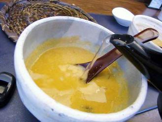 12-12-6 蕎麦湯