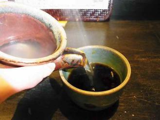 12-12-21 蕎麦湯