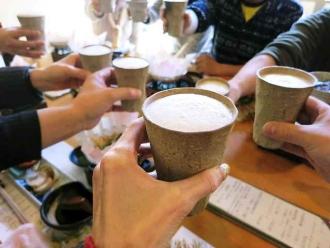 13-12-3 乾杯ビア