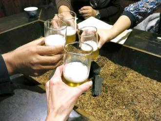 13-12-12夜 乾杯