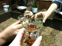 13-12-12夜 乾杯酒