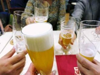 14-1-14 乾杯ビア