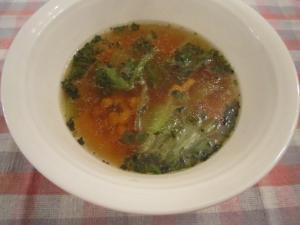 レタスとコーンの3分スープ_convert_20130307224732