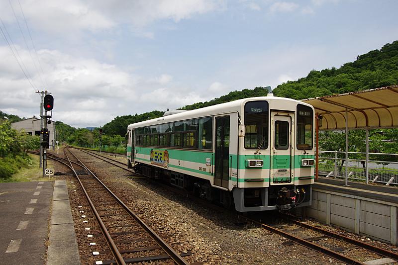 信楽高原鉄道 ワンマンカー