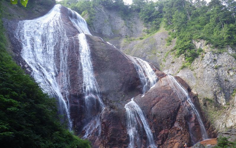 滑川大滝2