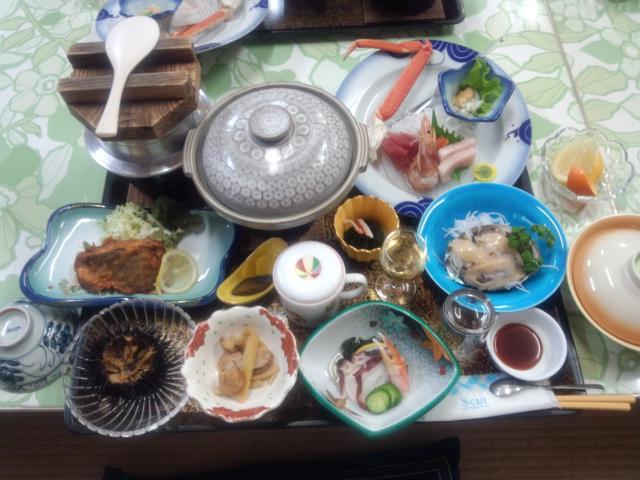 海鳳の料理