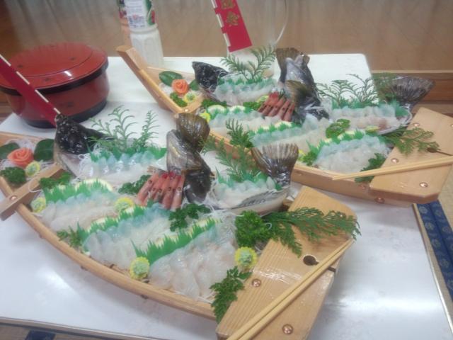 海鳳の料理その2