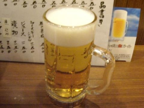 串吉・生ビール