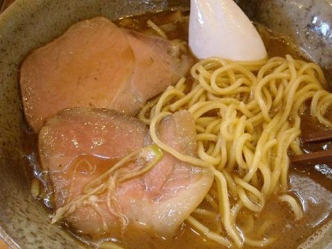 らいふ・らーめん 麺