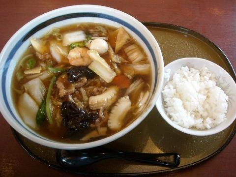 さんぽう亭・五目うま煮麺2
