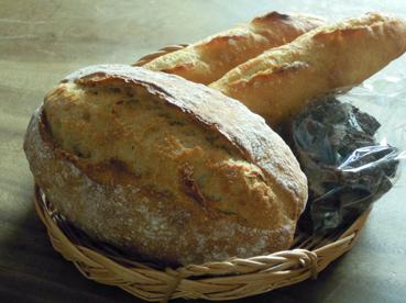 セ デュ パン ベニのパン