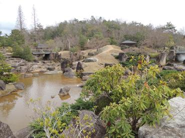 モリコロ日本庭園