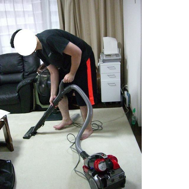 お掃除♪2