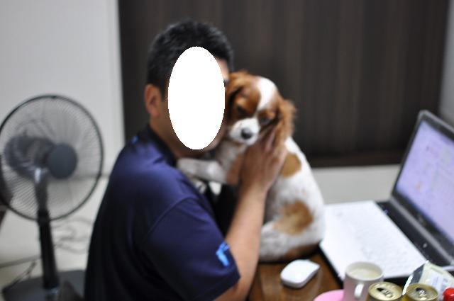 井戸端会議ならぬ犬端会議 024