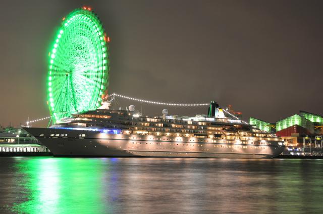 大阪港大型客船 018