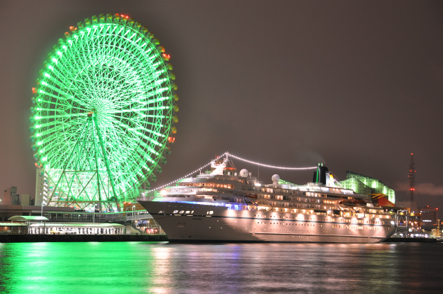 大阪港大型客船 061