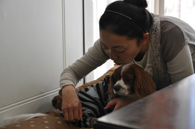 2012,12,16 ぼんちゃん宅へご訪問 114