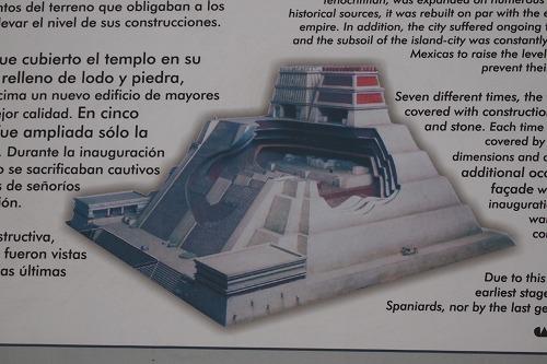 メキシコ青いタイルの家 (12)