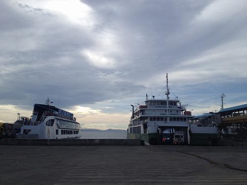 1バタンガス港