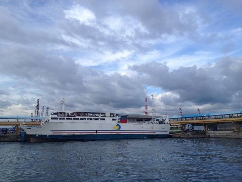 1バタンガス港 (3)