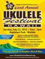 42nd Ukulele Festival 1207