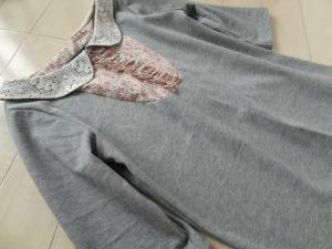 襟付き まる編