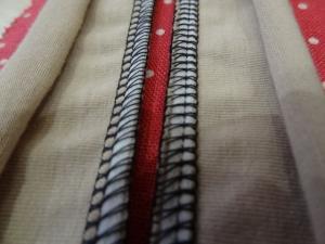 ウーリー 縫い比べ