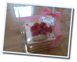 20120513母の日ケーキ